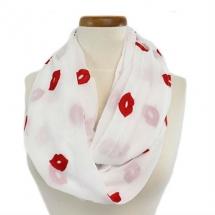 Bufandas y pañuelos de labios
