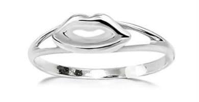 anillos de labios