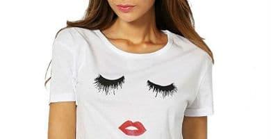camisetas de labios