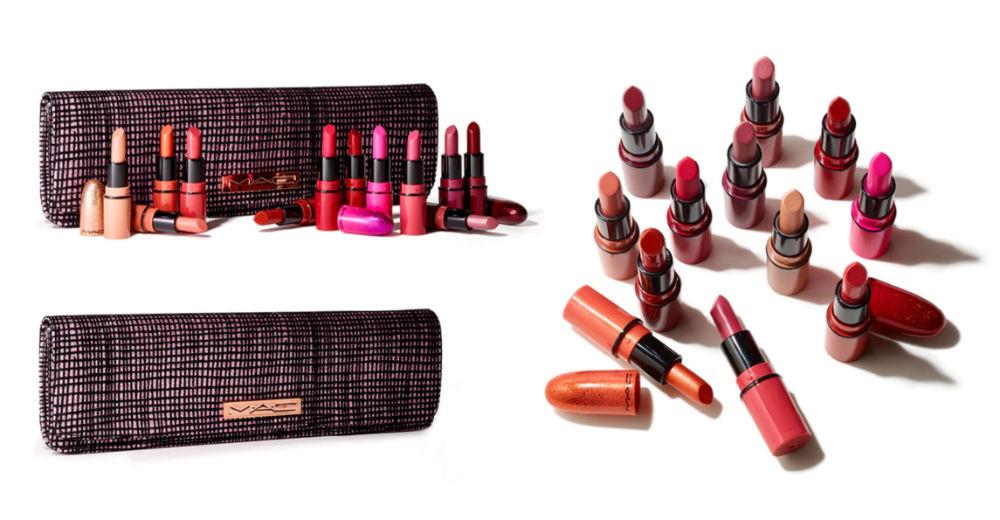 Taste of Stardom Mini Lipstick Kit de MAC Cosmetics