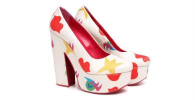 zapatos de labios